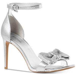 NIB MICHAEL Michael Kors Paris Dress Sandals $130